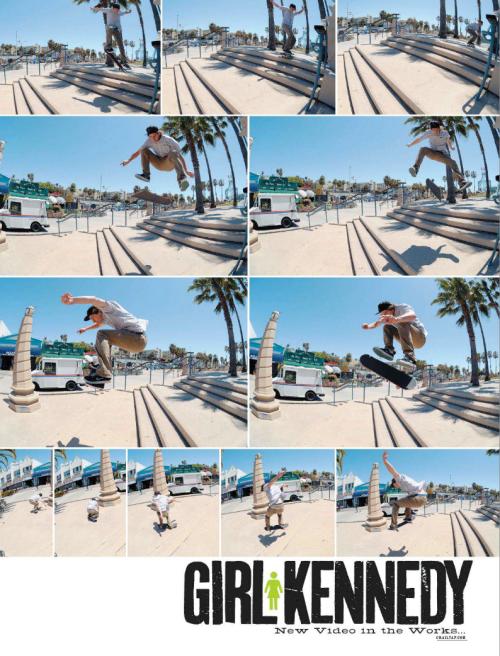 corey kennedy girl ad